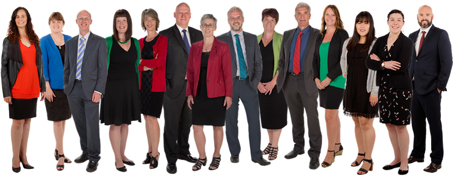 Lawyers at Innes Dean-tararua-law-team