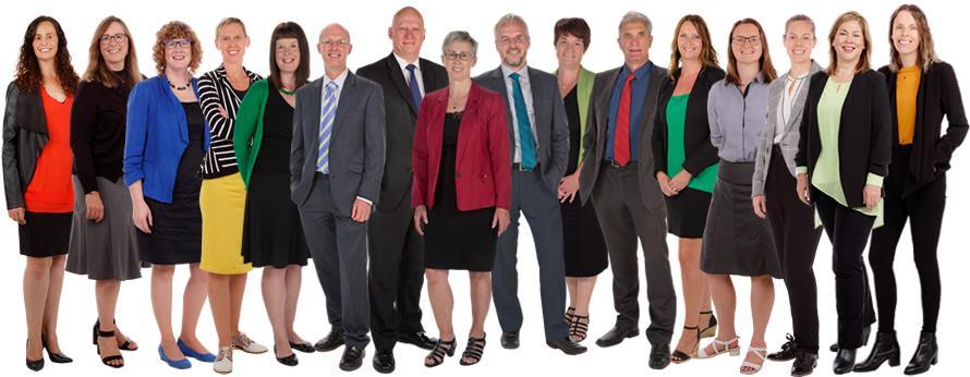 Lawyers at Innes Dean Tararua Law