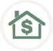 Buy or Sell Home Icon