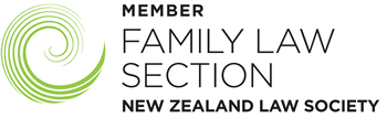 member of family law section New Zealand law society